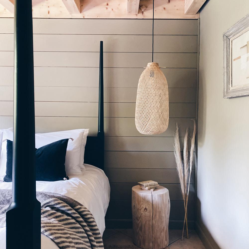 Pine Room bedroom